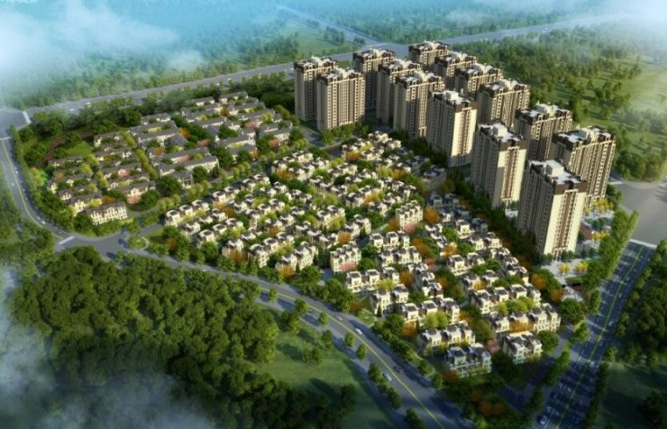 金阳地产荣获2017年度重庆新锐房地产品牌企业