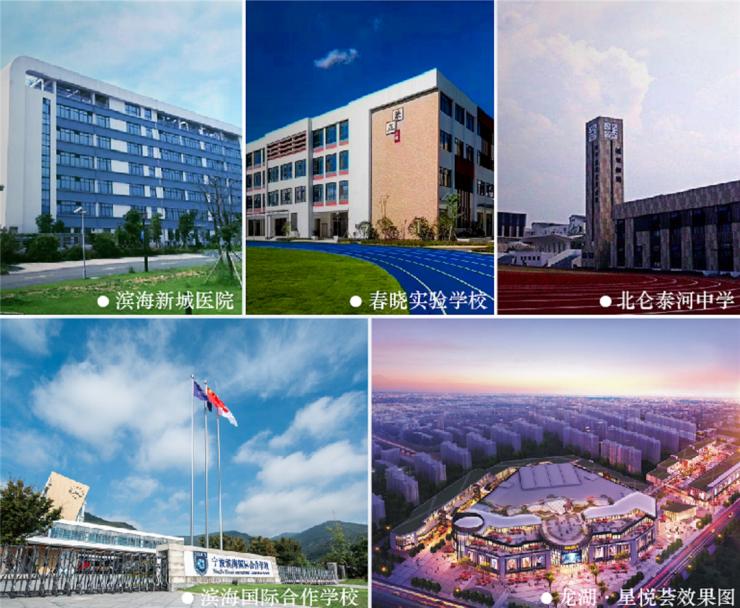 滨海新城十年规划超速完成,轴心生活圈成型,谁将是最大获利者?