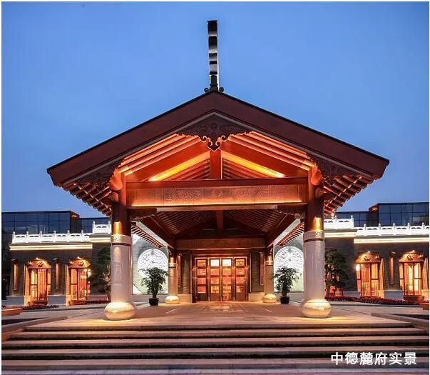 中国建筑与大国自信: 看与不看 中式之美都在这里 不卑不亢