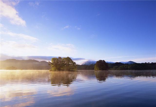 临湖而居   湖光盛景惬意生活,唤醒城市居住新理想
