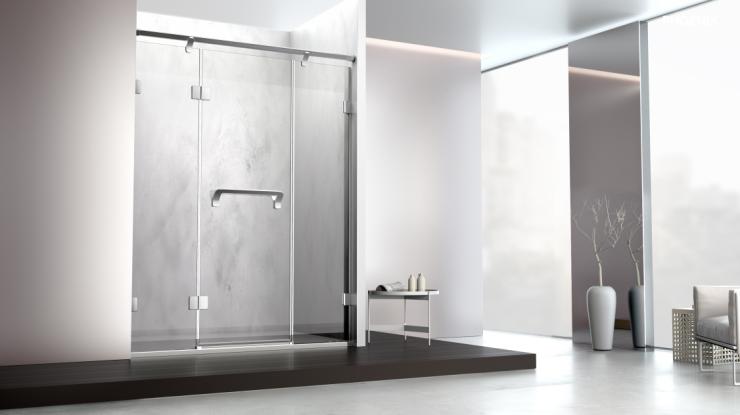 做国民淋浴房!德立不止在产品上做了改变