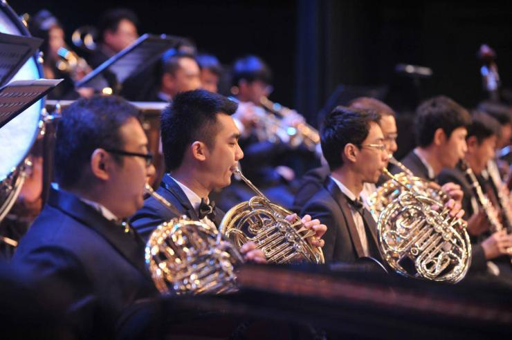 奏响2018华丽篇章!泰禾佛山院子新春音乐会即将盛启