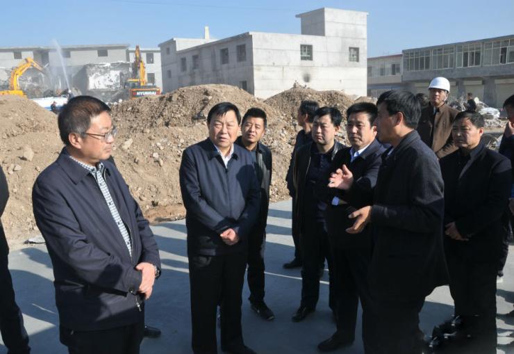 天水秦州新城重项建设进展顺利 藉口片区12项目将加大工作力度
