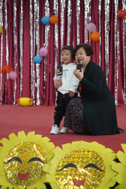 葛洲坝东山幼儿园国际部·蓓蕾园第二届朗读大会活动报道