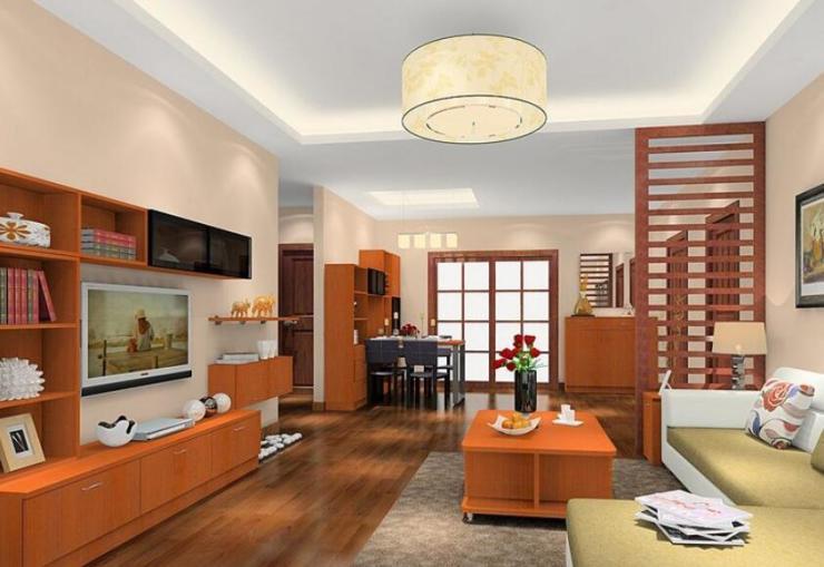 上海全屋定制家具大概多少钱?