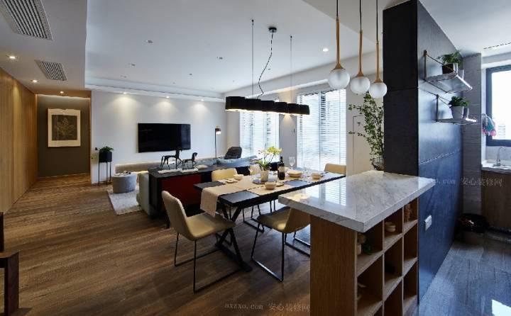 家装常见的5种客厅装修瓷砖!