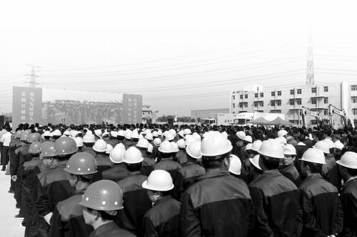 嘉兴68个重大项目昨集中开工 项目总投资831亿元