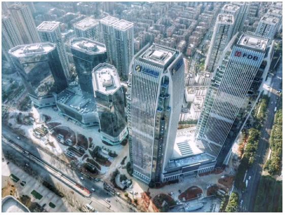 云投中心 解锁城市生活新方式