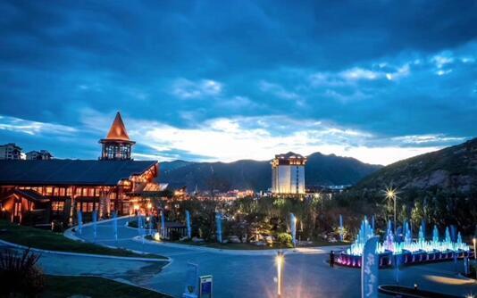 2022年冬奥会保障酒店富龙假日度假酒店开业