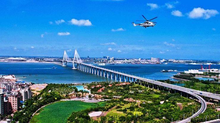 多彩湛江   湛江蓝、半岛绿,向往的生活当如此!
