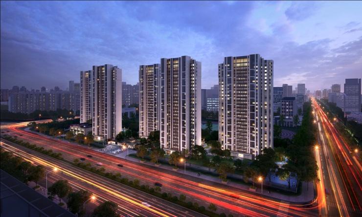 郑州的新加坡 二七的新未来
