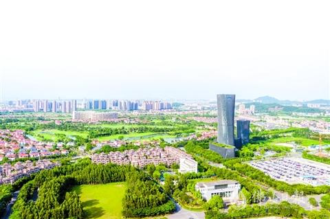 站上新风口!三龙湾的新千亿智造畅想 顺德发力机器人产业