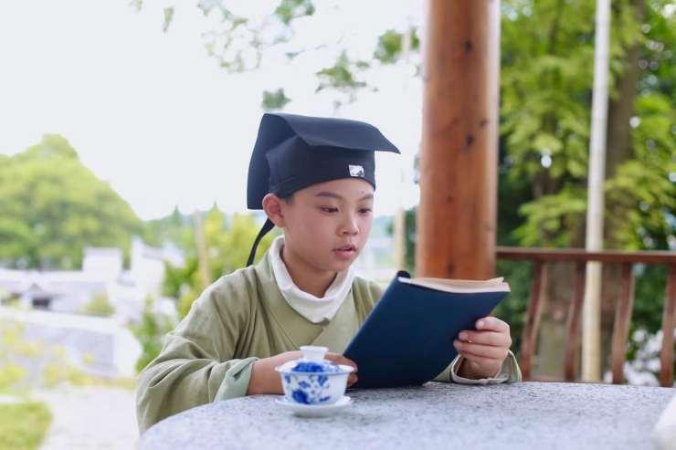 株洲儿童古装系列短片《童说古今》第二季开拍