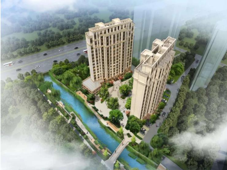 专注打造精英生活圈层   文通拾里间成上海热门地产项目