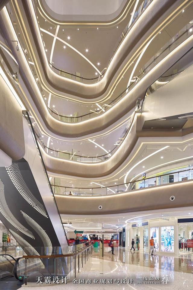 爱琴海购物公园:撷取海洋元素打造重庆现代商业空间