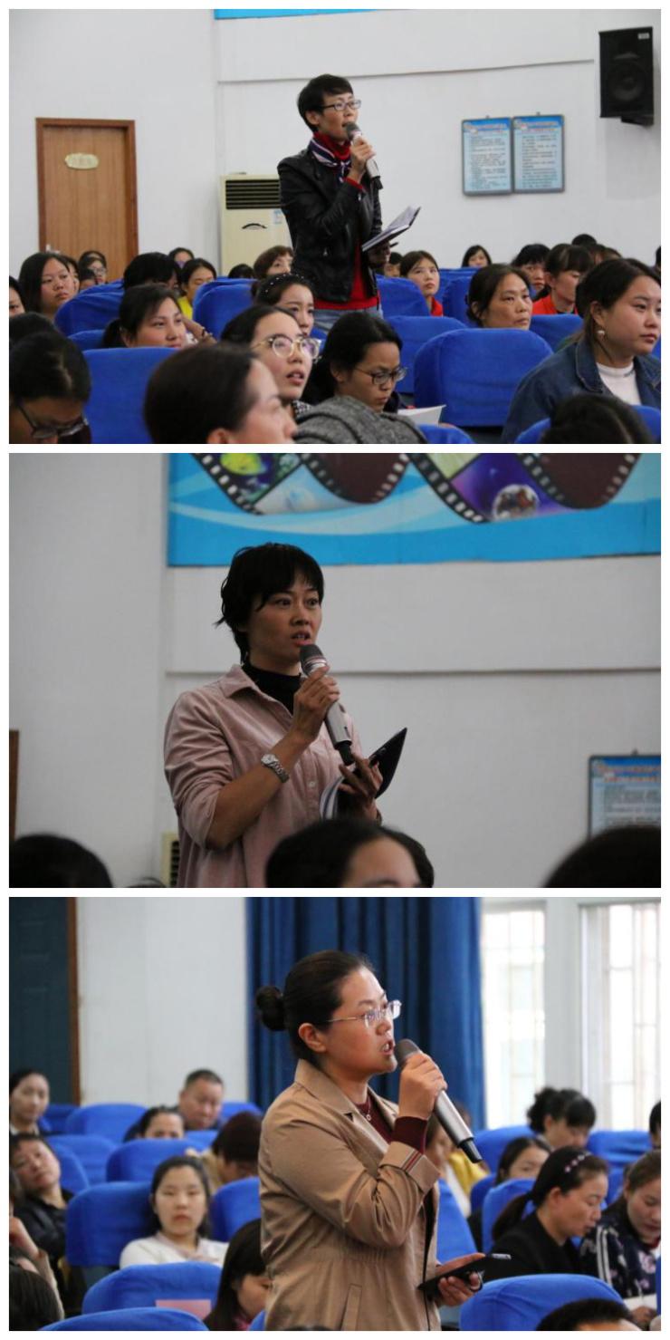 主题培训提升专业素养 直播平台助力区域教研