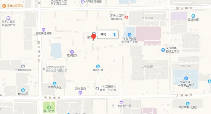 征地丨保定4村征地360亩 涉及崔闸、大马坊、韩村等