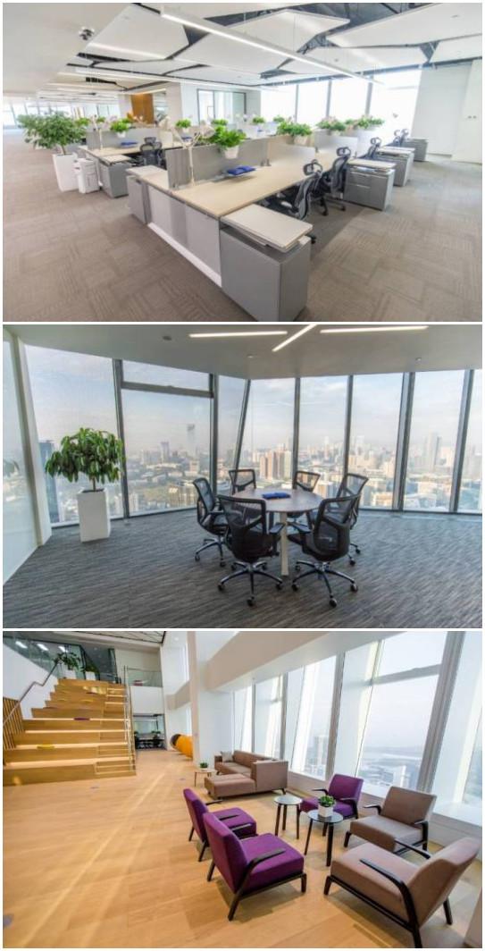 500强青睐的LEED铂金级顶配写字楼,高效从容唾手可得