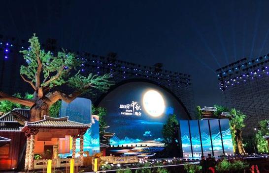 山东元素惊艳央视秋晚 中国优秀传统文化走向世界