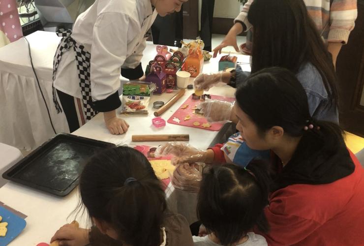 衡水保利·拉菲公馆 趣味饼干/巧克力DIY甜蜜开启
