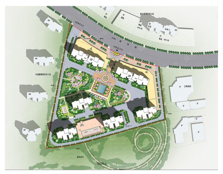 12500 元/平方米的温商·金豪庭——打造马滩高品质生活-兰州