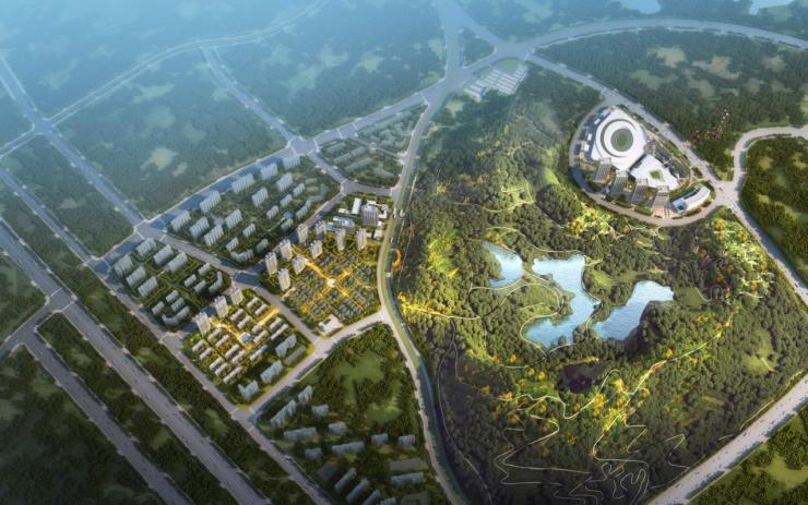 70万方冰雪商业综合体 实力奥山打造城市理想生活新样本
