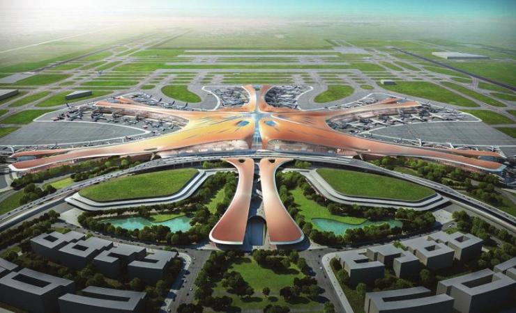 距永清15公里大興國際機場的信息大揭秘