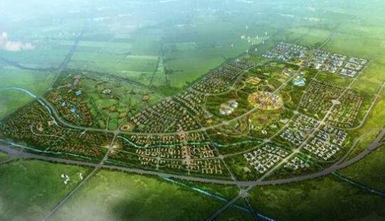 永清坚持绿色发展理念加速崛起