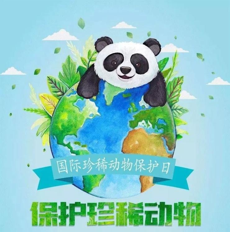 富达注册登录国际珍稀动物保护日 - 五彩缤纷的世界,是从绿色环境密不可分