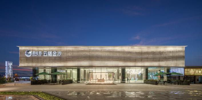 碧桂园在广佛首个云系新作、金沙洲网红新盘!亮点抢先看
