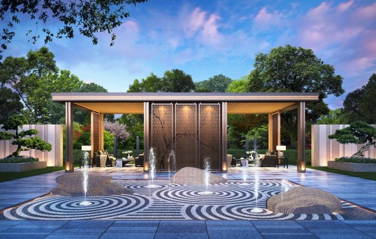 新东方主义美学建筑,传统为根,世界为目的地