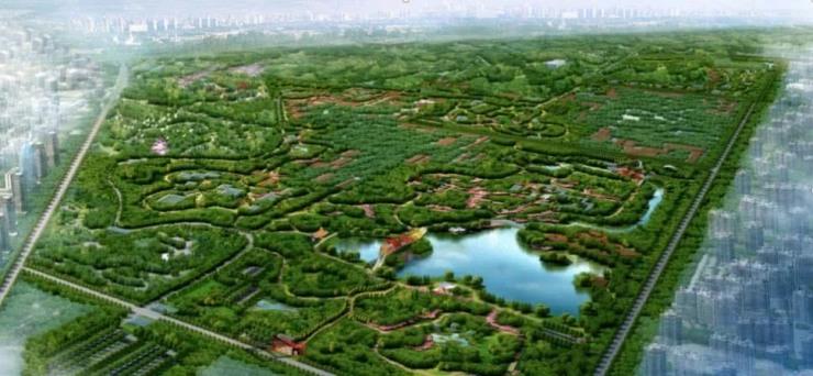三大公园环绕,城市之光·东望2#景观楼王火爆加推