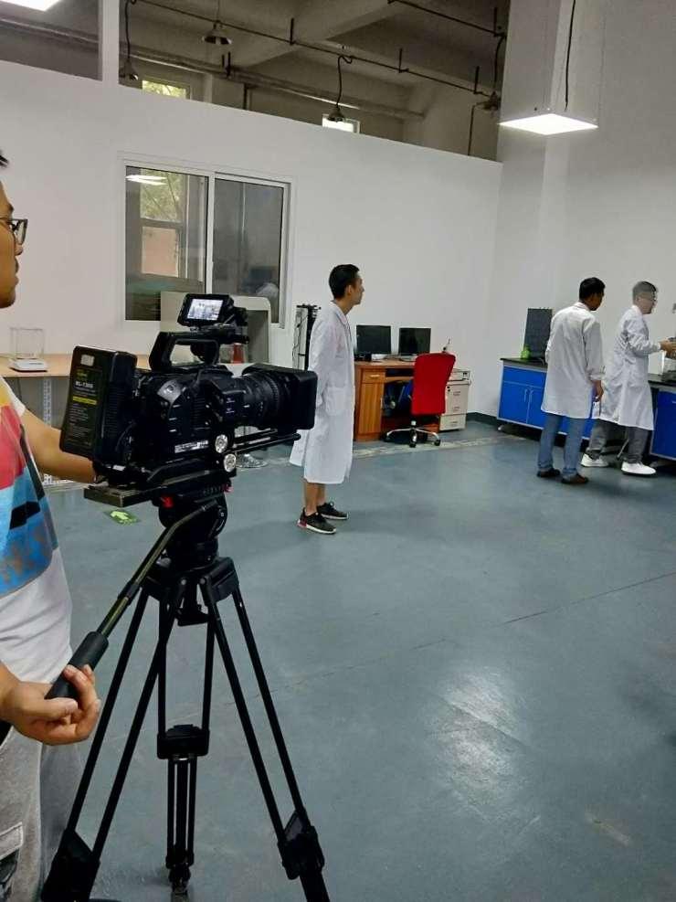 创新之路——爱上地专题片登陆北京卫视新闻频道