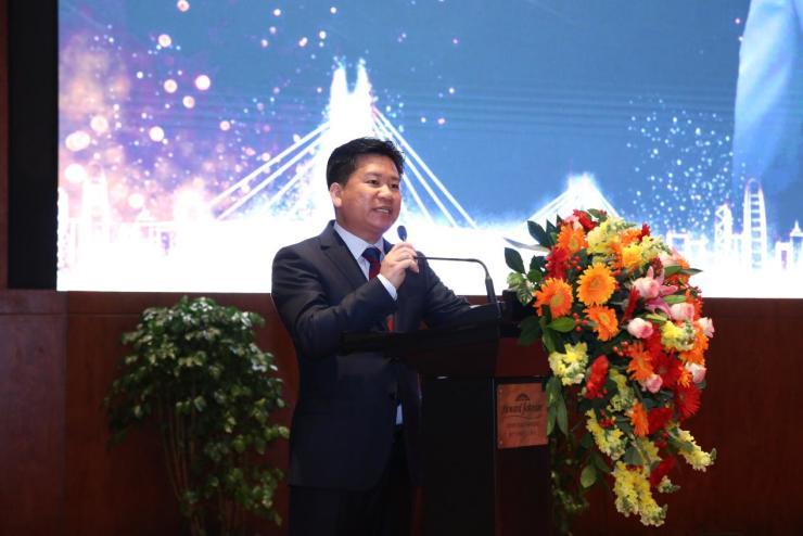 廣西潘氏投資集團有限公司一周年慶典大會圓滿舉辦