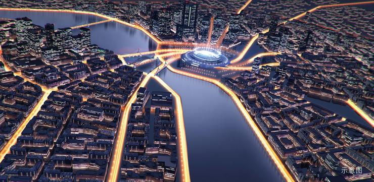 龙湖·春江彼岸|千亿高新东区,进阶济南未来繁华中心