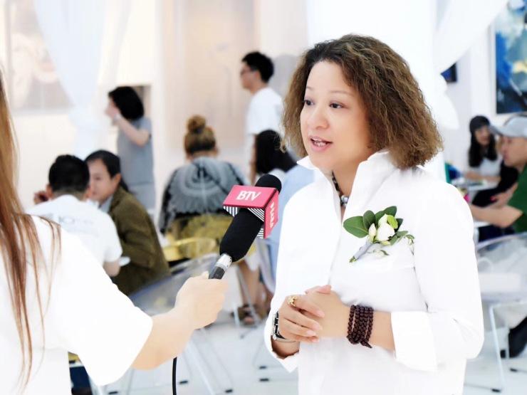 中国首家盒子文艺社开幕社区文化艺术节预展
