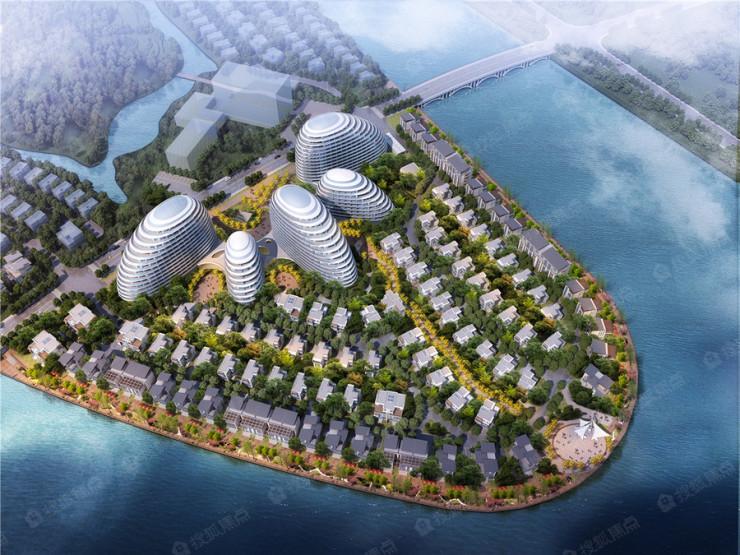 城市的人居理想 黄山桃花岛三期11月24日首开