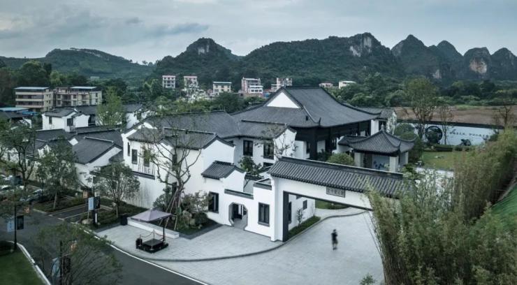 立体的山水画 南宁哪一座中式园林能让你梦回江南?