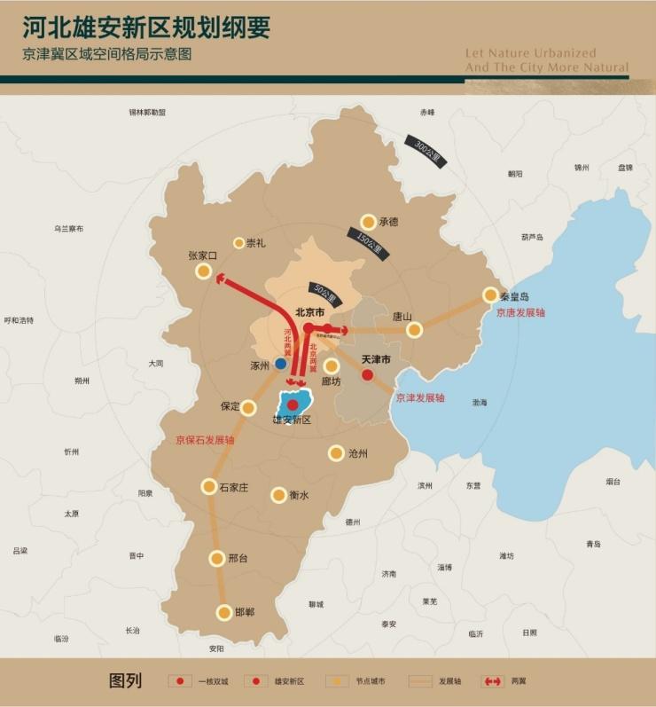 京雄产业走廊上的涿州即将崛起