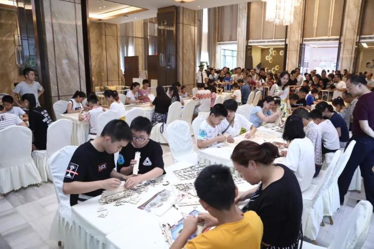 千年临邛,逐梦星城—2018北大资源考古游学营成都赛区决赛