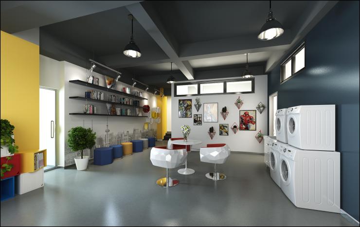 麦家公寓满足年轻人所有租房体验!只想给你一个温暖的家!