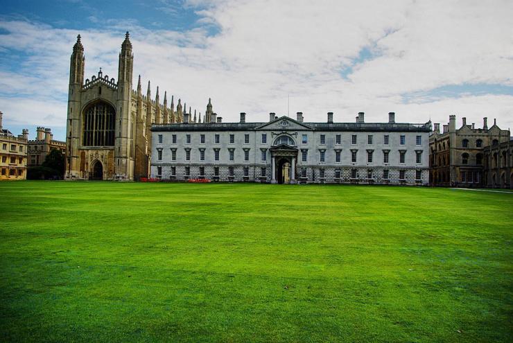历史总是惊人的相似,连剑桥也是