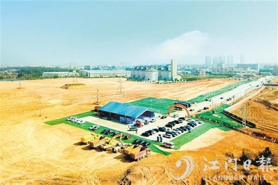 台山今年第四季度签约动工投产22个项目 总投资近123亿