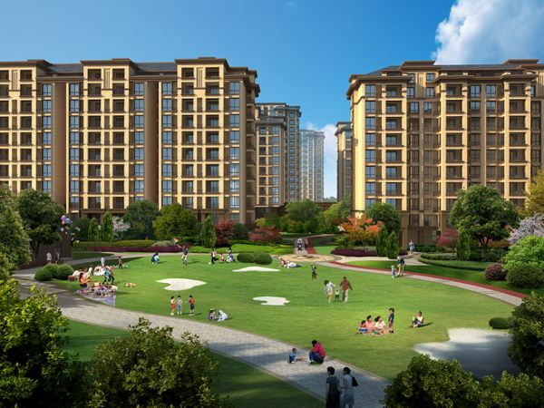 森林新都孔雀城 用精工建筑创造美好生活