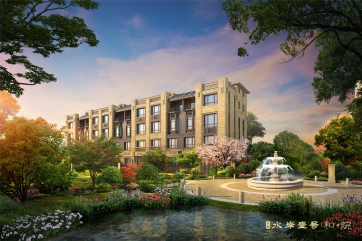 谁来挑战北京传统别墅区?且看京西南墅区高端改善住宅成市场主流