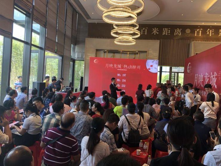 合景映月台|19#楼湖景新品加推 柳东学府豪宅火爆热销中