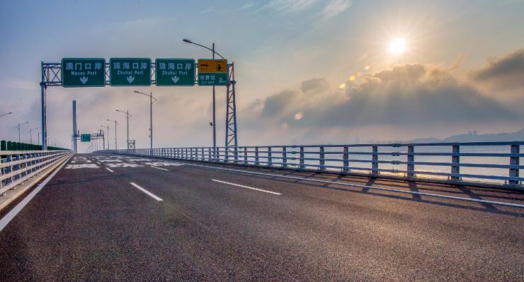 从港珠澳大桥通车说起 粤港澳大湾区西岸极核