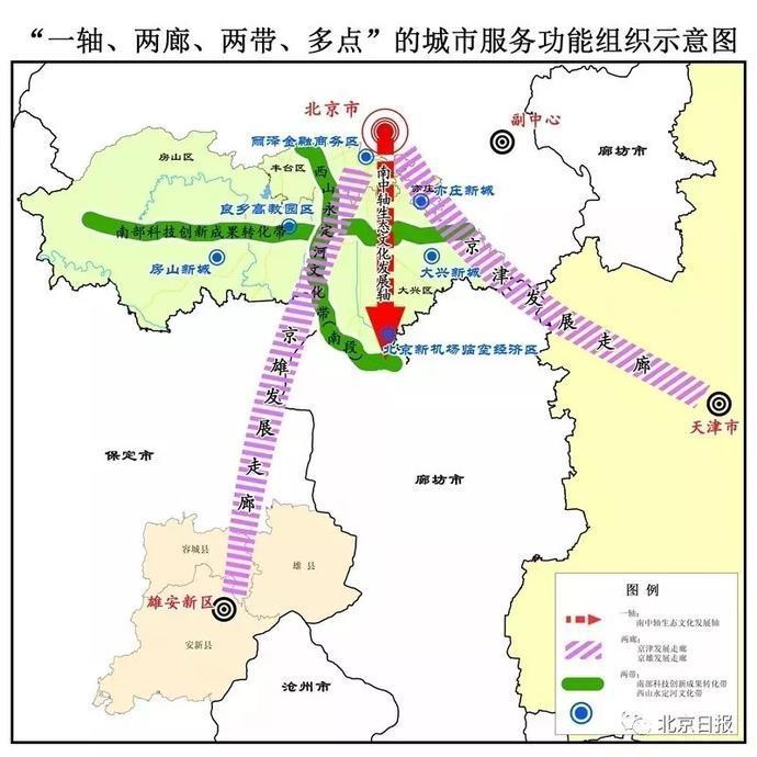 向南进军!北京城南将逐步建为新高地