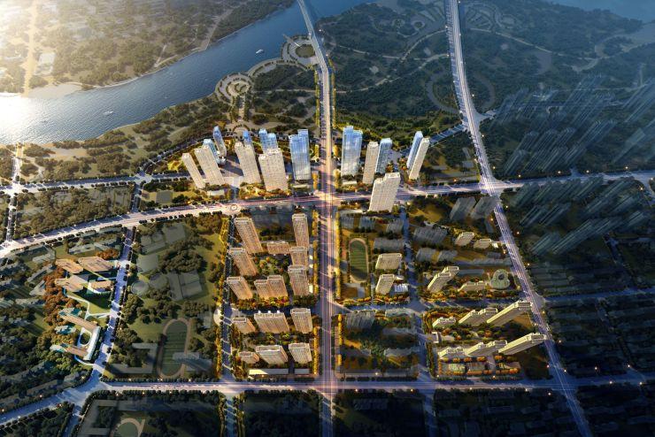 盛世再现,汉江将成武汉城市新封面|保利庭瑞·阅江台