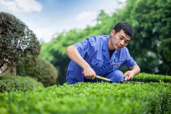 龙湖物业标准化服务
